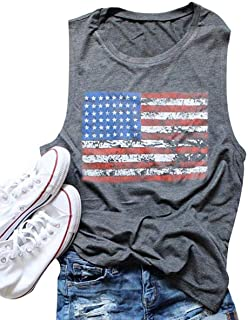 Guns And Bullets USA Flag 2nd Amendment Americana Pride Boy Beater Tank Top