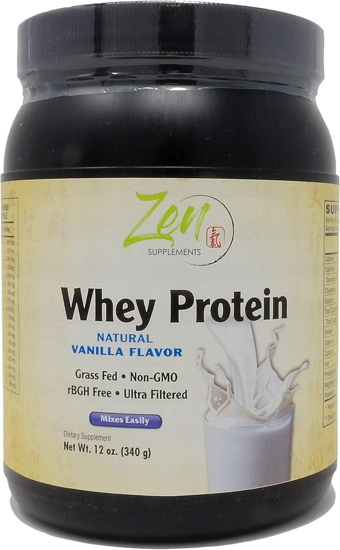 Zen Supplements [Alternative dealer] New popularity - Whey Protein 19g Per Keto V Serving Friendly