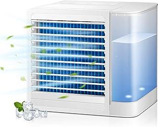 comprar comparacion MVPower Aire Acondicionado Portátil,3 en 1, Enfriador de Aire, Aire Acondicionado Personal con Refrigeración por Agua, Hum...