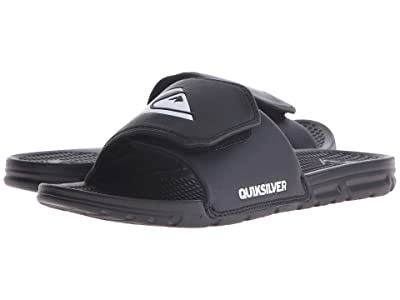 Quiksilver Shoreline Adjust (Black/Black/White) Men