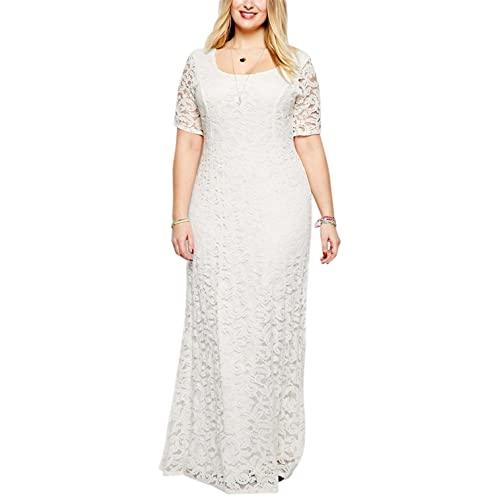 Plus Size Wedding Dress: Amazon.com