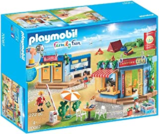 Playmobil Large Campground Adventure Set (70087)