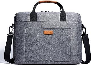1f7fca4d55 Kalidi Sac à Bandoulière 17,3 Pouces Ordinateur Portable, Sacoche Notebook  pour Dell Alienware