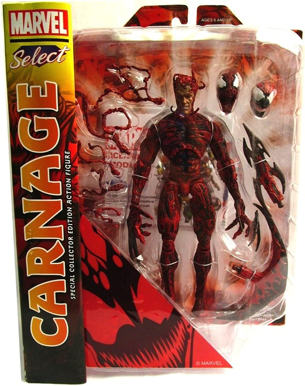 Marvel Comics Select Carnage Action Figure