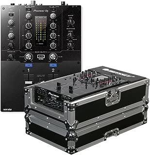 Pioneer DJM-S3 Mixer for Serato DJ w/ Case