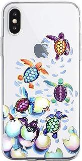Oihxse Funda para iPhone 6 Plus/iPhone 6S Plus Transparente, Estuche con iPhone 6 Plus/iPhone 6S Plus Ultra-Delgado Silico...