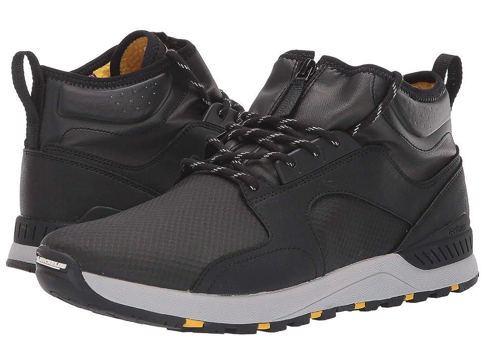 etnies Cyprus HTW X 32 (Black/Grey/Yellow) Men