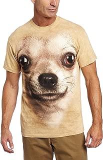 The Mountain Men's Chihuahua Face T-Shirt