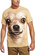 The Mountain Men's Chihuahua Face T-Shirt