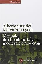 Permalink to Manuale di letteratura italiana medievale e moderna PDF