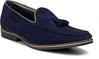 Levanse Top Grain Leather Tassels Casual Shoes for Men/Boys