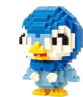 LNO Anime Monster Piplup Nano Blocks Diamond Mini Building Toy (370) pcs