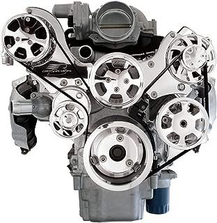 NEW BILLET SPECIALTIES TRU-TRAC SERPENTINE SYSTEM FOR GM LS SERIES ENGINES
