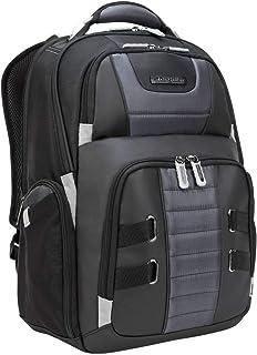 Targus TSB957GL DrifterTrek 15.6-17.3-Inch USB Laptop Backpack with USB Power Pass-Thru, Black