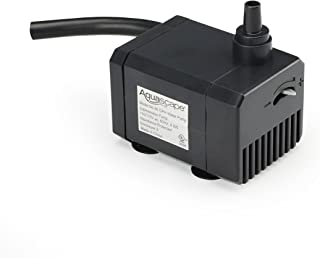 Aquascape Submersible 90 GPH Water Pump for Fountains, Waterfalls, Aquatics and Filters | 91024