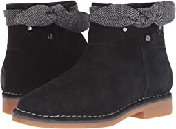 4fb1728a16d8 Black Suede. 18. Hush Puppies. Catelyn Bow Boot