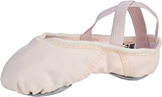 Wearmoi WM206 Canvas Ballet Slippers Light Pink