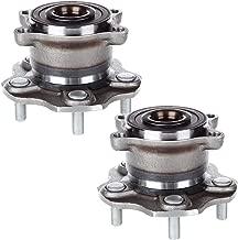 Bodeman - 5 Lug Models Pair 2 Rear Wheel Hub & Bearing Assembly for 2014-2017 Infiniti QX60 / 2013 Infiniti JX35 / 2013-2015 Nissan Pathfinder - FWD