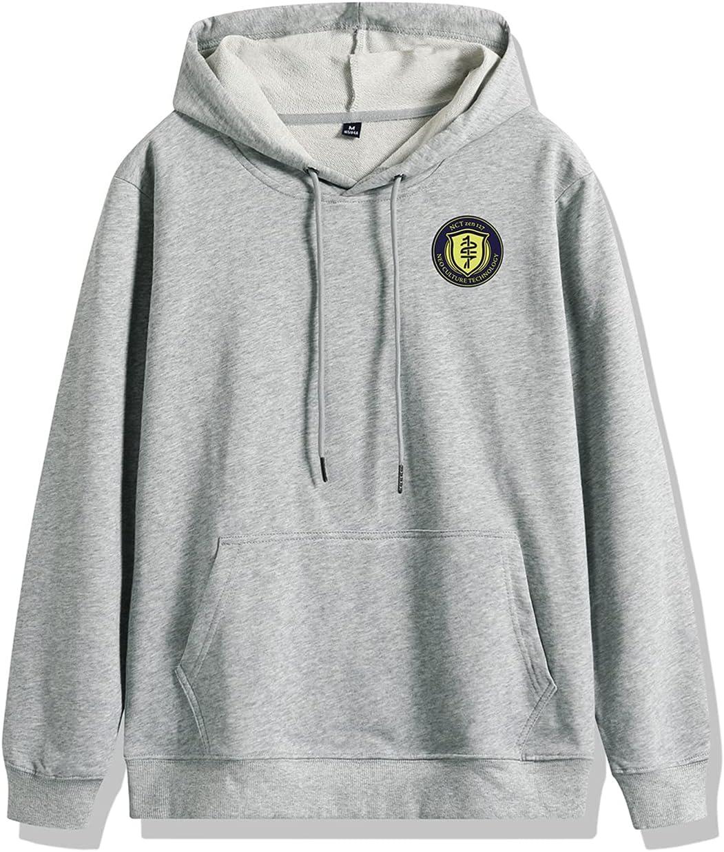 NCT 127 Hoodie, Kpop - Sudadera con capucha gruesa para mujer, disfraz de apoyo para fanáticos