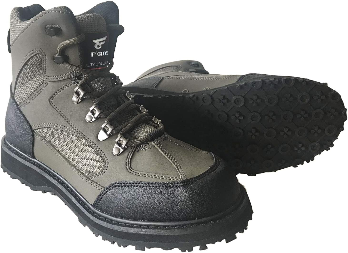 Fans Men's Fly Fishing Wading Boots