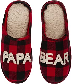 Men's Papa Bear Slipper