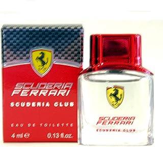 Miniaturas Varias Miniaturas Ferrari Scuderia Club 4 Ml 110 g