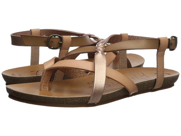 Blowfish  Granola-B (Blonde/Wheat/Pearl Rose Gold) Womens Sandals