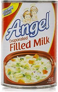 ANGEL EVAPORATED FILLED MILK 410ML (F)