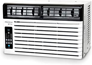 SoleusAir WS2-10E-201 Energy Star 10,200 BTU 115V Window-Mounted Air Conditioner with LCD Remote Control, White
