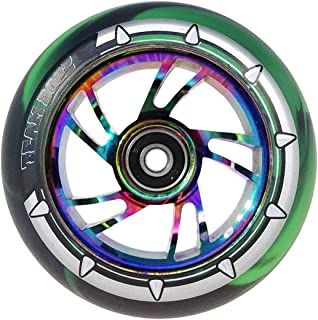 scooter wheel alloy 100mm