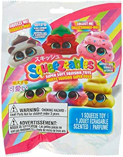 Claire's Squeezeables Girl's Squeezeables Squish Toy Blind Bag