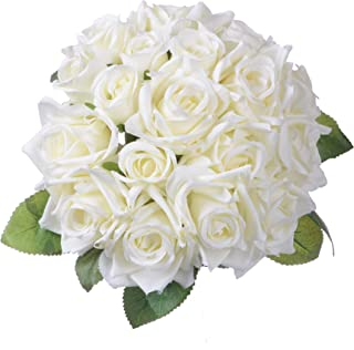 Best yellow and white roses bouquet wedding Reviews