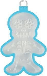 Sweet Creations Day of the Dead 3D Skeleton Cookie Cutter and Stamp