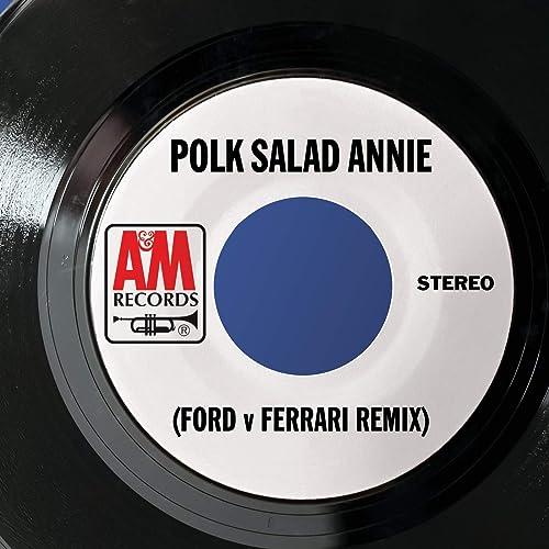 Polk Salad Annie Ford V Ferrari Remix Von James Burton Bei Amazon Music Amazon De