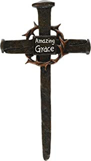 Home Locomotion Crown Of Thorns Nail Cross
