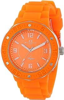 Oceanaut Women's OC0211 Year-Round Analog Quartz Orange Watch