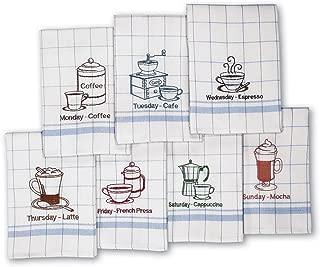 coffee dish towels