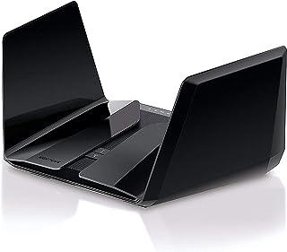 NETGEAR Nighthawk AX12 12-Stream WiFi 6 Router (RAX200) - AX11000 Tri-Band Wireless Speed (Up to 10.8 Gbps)   Up to 2500 s...