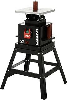 Laguna Tools MSANOS14x14-110V-1/2-0320 Spindle Sander, Black