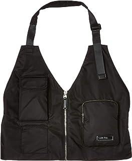 Calvin Klein - Primary Utility Wearable, Shoppers y bolsos de hombro Hombre, Negro (Blackwhite Black), 1x1x1 cm (W x H L)