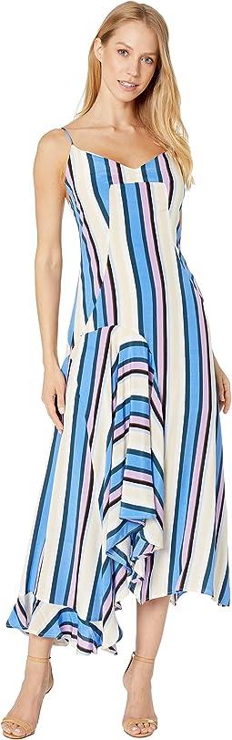 Periwinkle Multi Stripe