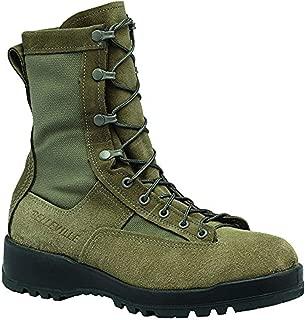 Tactical Bundle: Belleville Men's Waterproof Flight Boot Sage 5 R & Tactical Cap