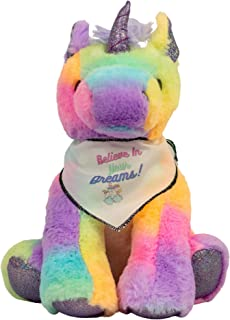 Cool Gadget Gift Believe in Your Dreams Stuffed Unicorn Rainbow Colored 10.5 inch | Super Soft Perfect for Any Unicorn Lover