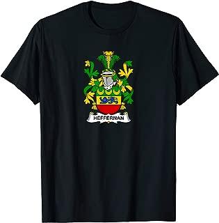 Heffernan Coat of Arms - Family Crest T-Shirt
