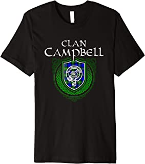 campbell clan shield