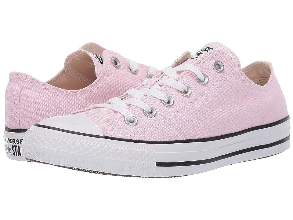Converse Chuck Taylor All Star Seasonal Ox (Pink Foam) Athletic Shoes