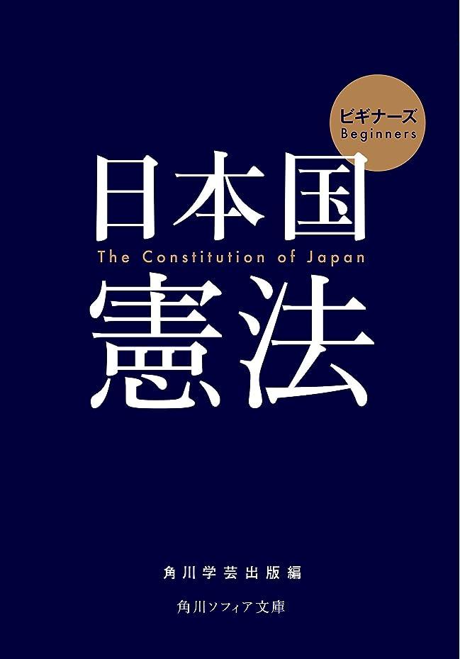 好奇心皮肉洞察力ビギナーズ 日本国憲法 (角川ソフィア文庫)