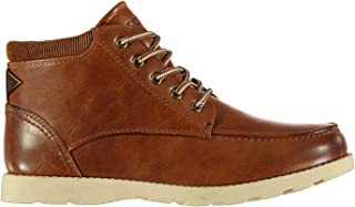 Soviet Kids Boys Rewind Junior Boots Rugged Lace Up Casual Comfortable Fit Tonal