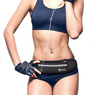 FreedomVentures Running Belt Waist Pack - Phone Holder...