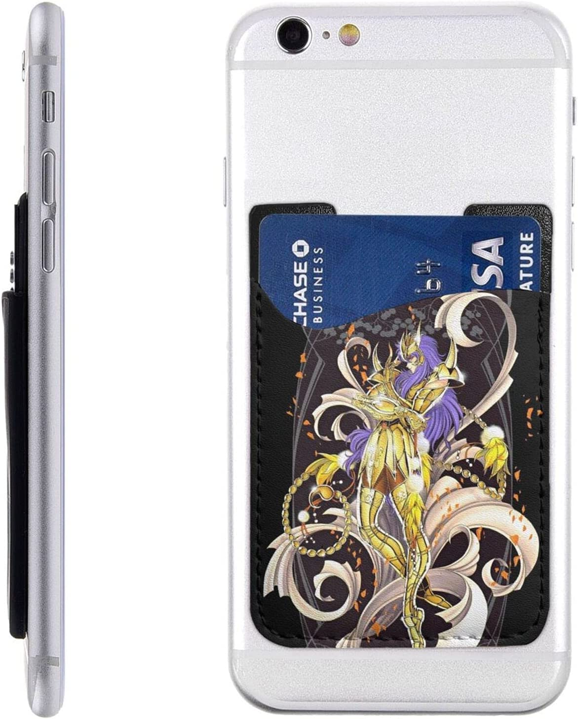 40% OFF Cheap Sale Mobile Phone Card Holder Adhesive Walle Cell Award-winning store On Stick